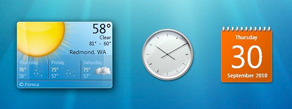 New Microsoft Windows 7 screenshots (Taskbar, Scenic Ribbon...)