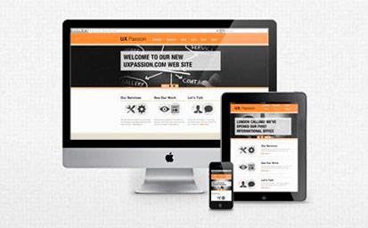 Our New UXPassion.com Web Site