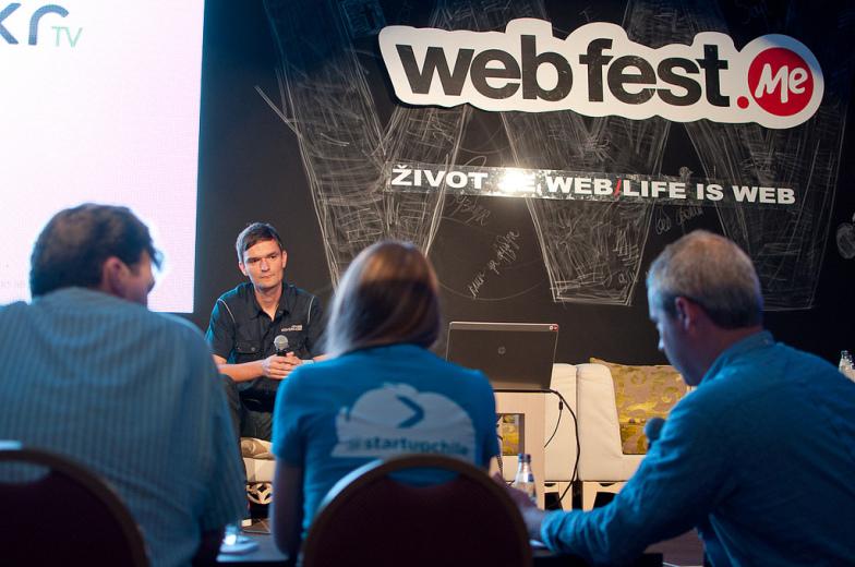 Photo by: WebFest