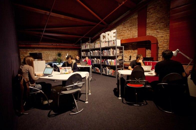 Lauba - Coworking zone
