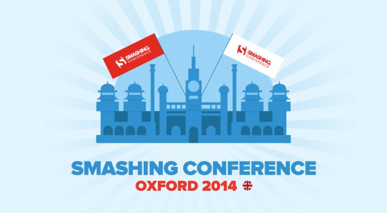 SmashingConf Oxford 2014