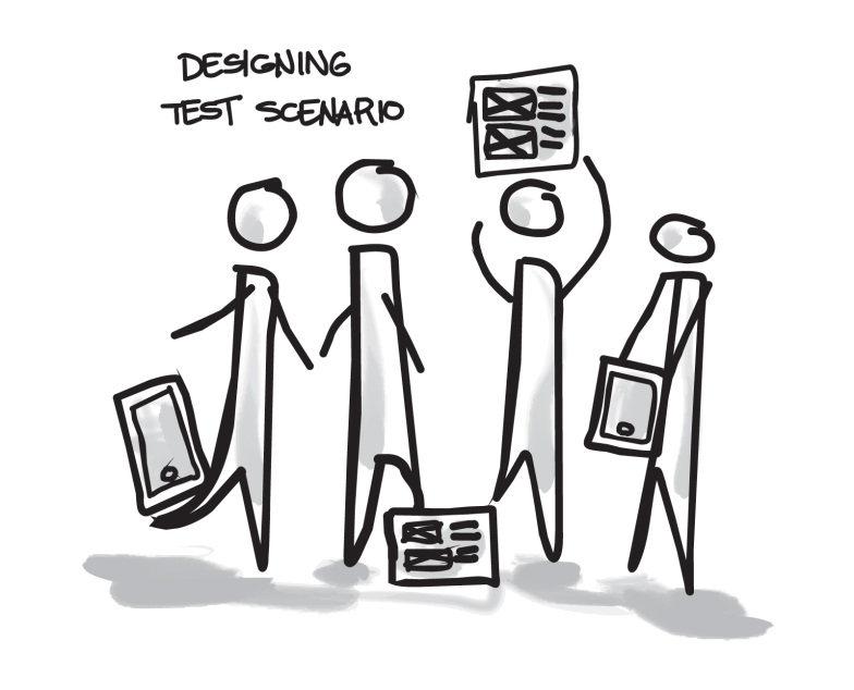 Usability: What is test scenario? Designing a Test Scenario