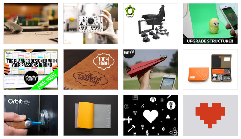 UX Passion - Kickstarter profileUX Passion - Kickstarter profile