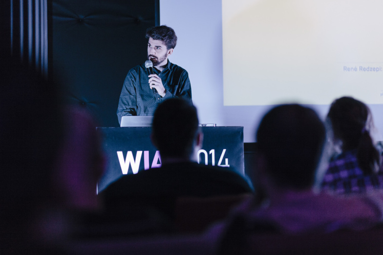 Tin Kadoic @ WIAD 2014, Zagreb (Croatia)Tin Kadoic @ WIAD 2014, Zagreb (Croatia)