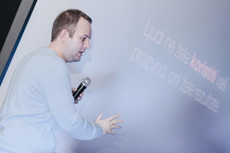 Goran Peuc @ WIAD 2014, Zagreb (Croatia)