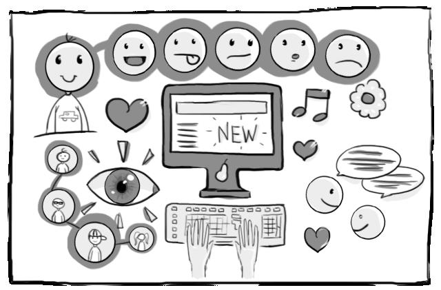 UX designing for emotions