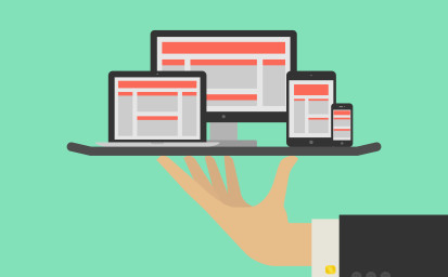 Responsive design in UI